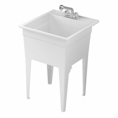 Shallow Depth Pedestal Sink : Guide to Sinks - Sink Types, Stone Sinks