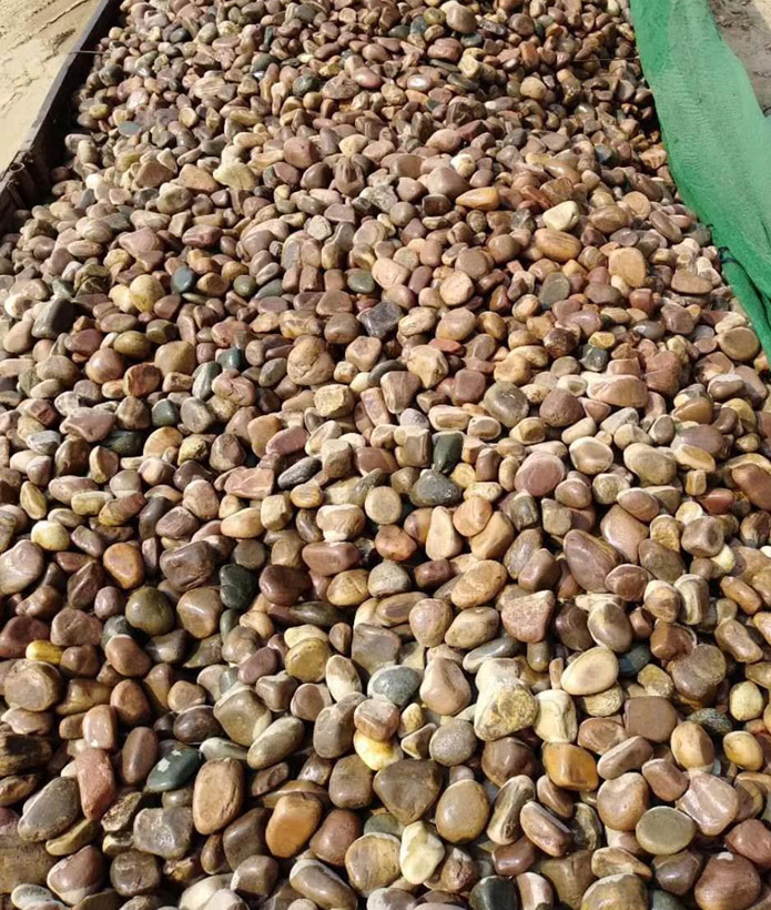 River Pebbles for Landscaping
