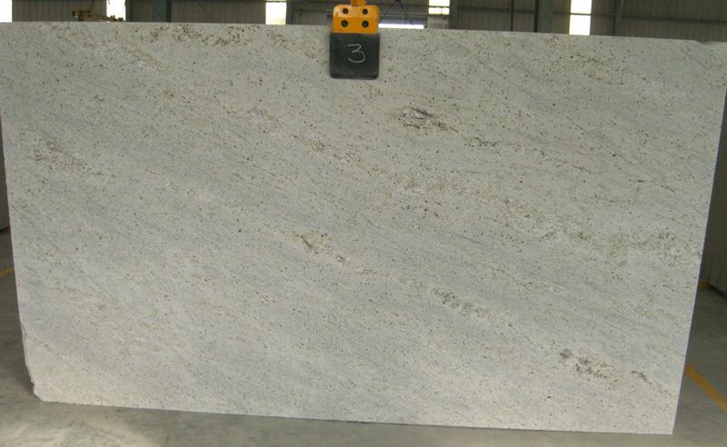 Kashmir White Granite Slabs : Kashmir white slab india granite large slabs