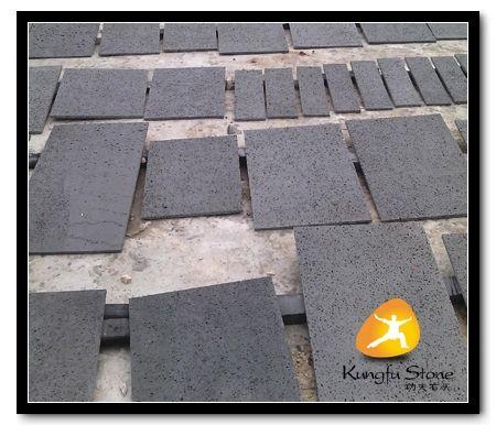 grey lavastone basalt tone