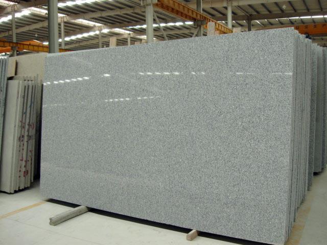 G slab china granite light grey large slabs