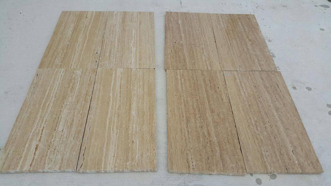 Cream Travertine Tiles Flooring Tiles From Turkey