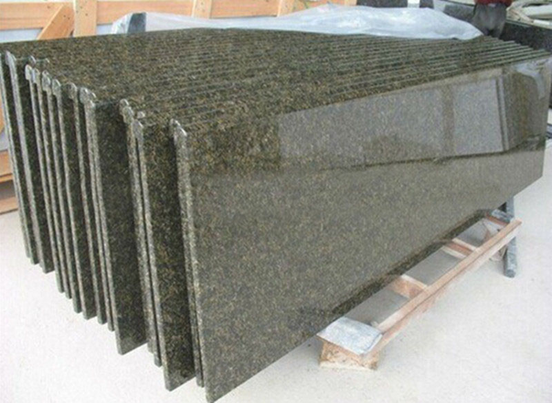 Custom Uba Tuba Granite Countertops From China