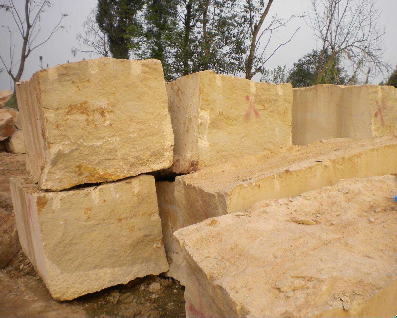 Sandstone Blocks Natural Rough Sandstone Block