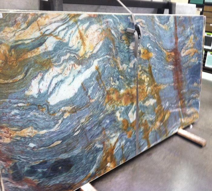 Blue Van Gogh