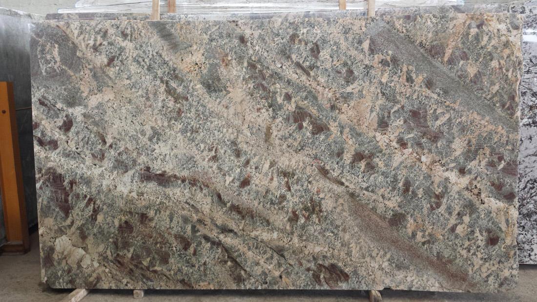 River Stone Slabs : Bordeaux river granite slabs