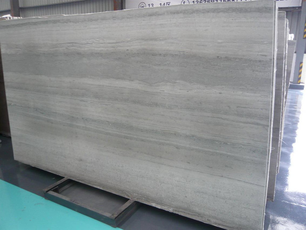Grey Marble Slab Photo Albums