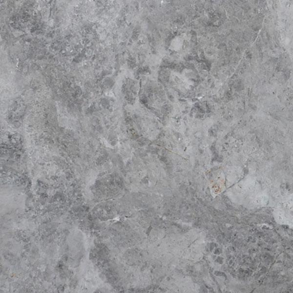 Bathroom grey floor tiles
