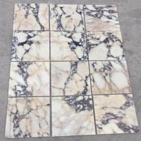 Afyon Sugar Violet Marble Tiles