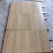 Travertine Veincut Polished Tiles