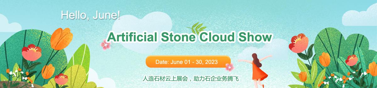 Artificial Stone Cloud Show