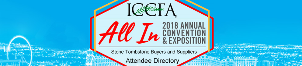 ICCFA Attendee Directory 2018