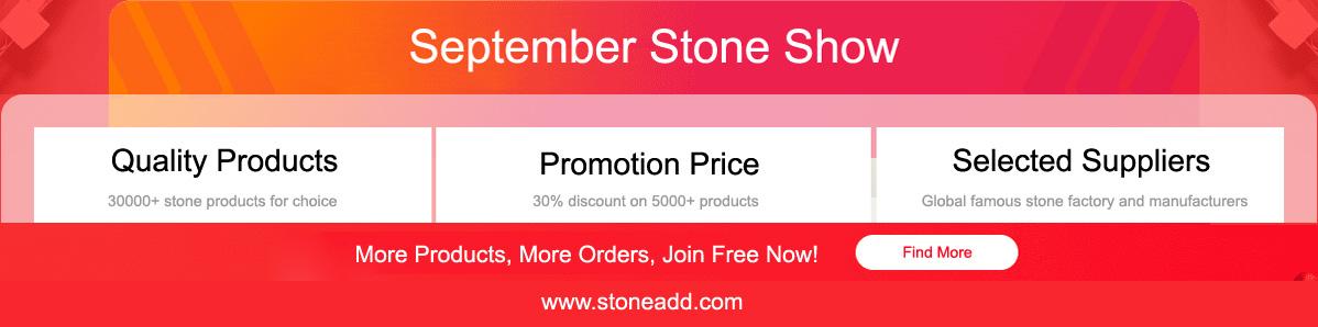 September Stone Show 2021