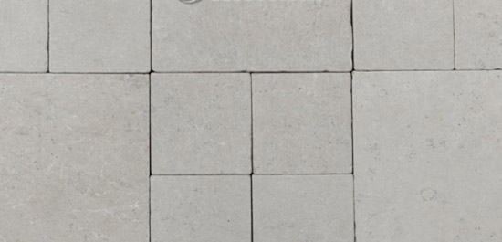 Natural Limestone Floor Tiles Type Chess-B