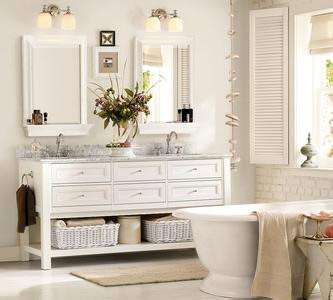 Color Suggestions for Small Bathrooms