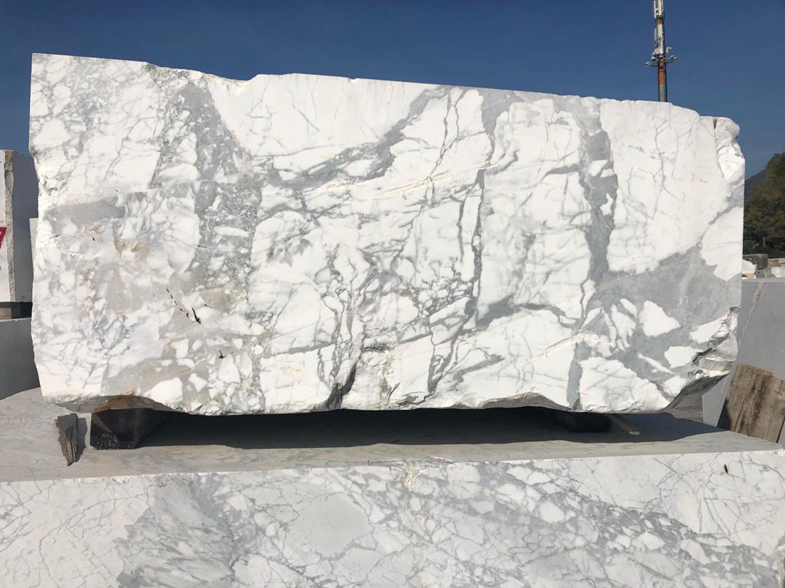 Calacatta Belgia Marble Blocks