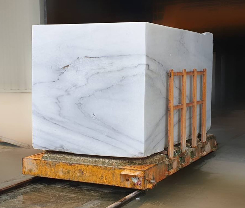 Calacatta Ibla Marble Blocks