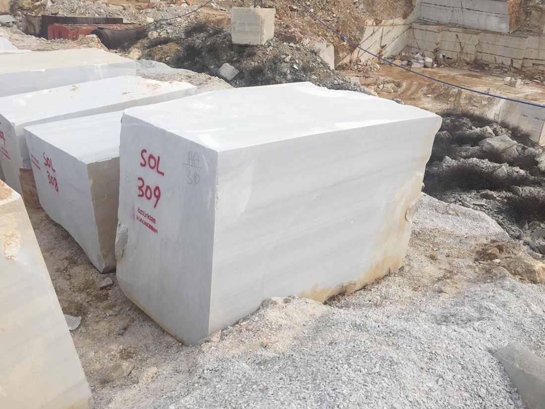 Marmara Panda Marble Blocks