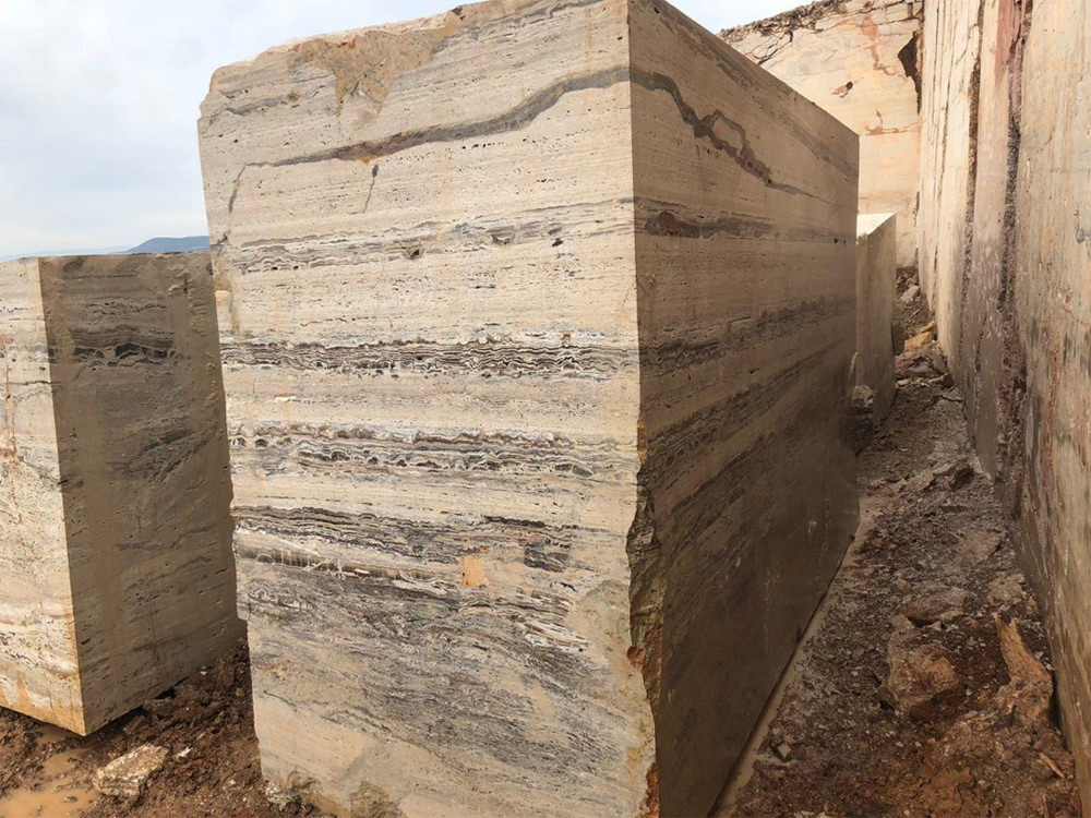 Cappadocia Travertine Blocks