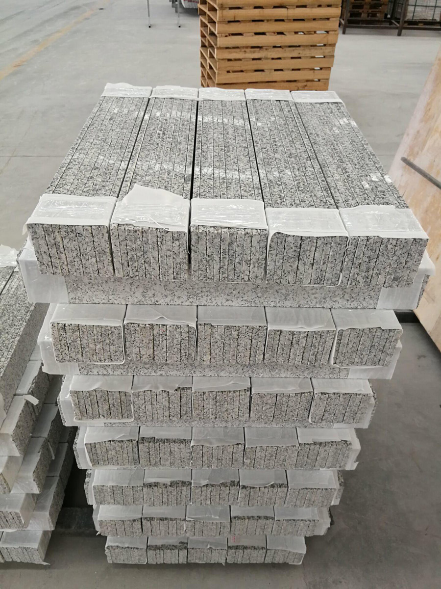 G602 Granite Skirting 8x1cm Polished
