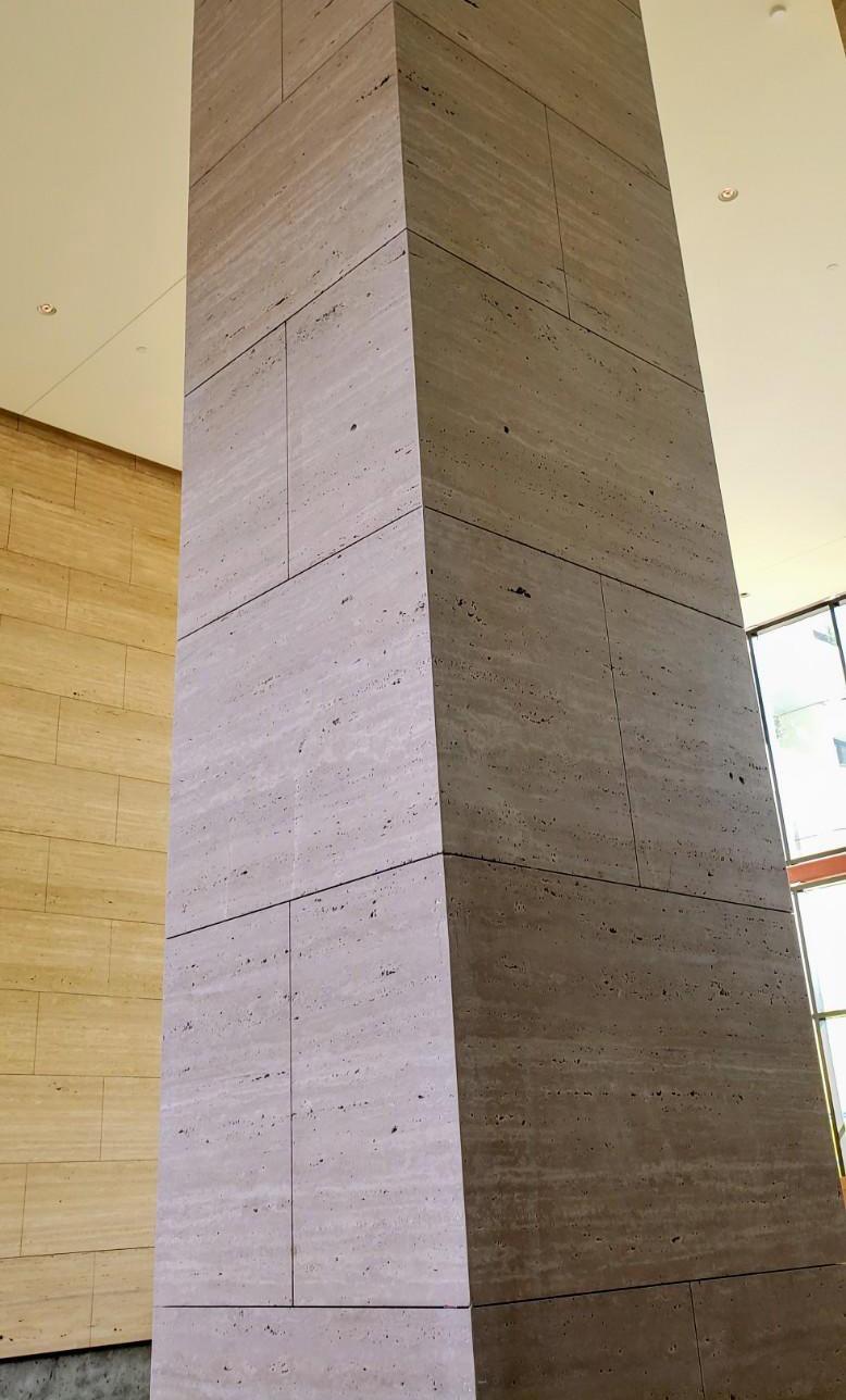 Interior Travertine Cladding Tiles
