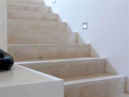 Jura Beige Limestone Stairs