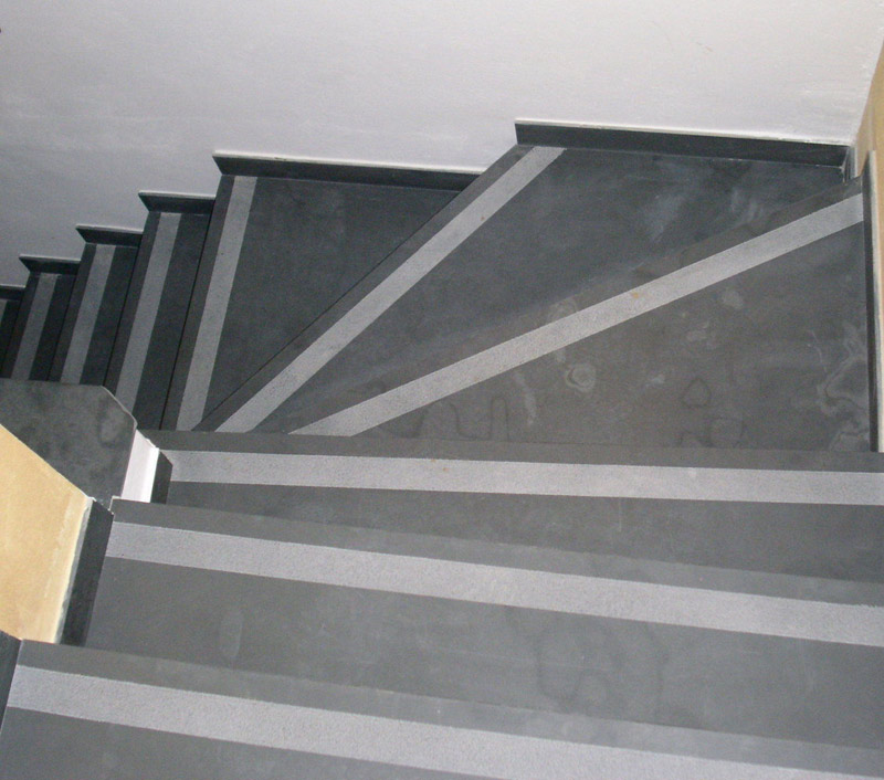 Slate Stairs for Indoor and Outdoor