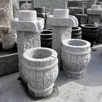 Grey Granite Stone Mills