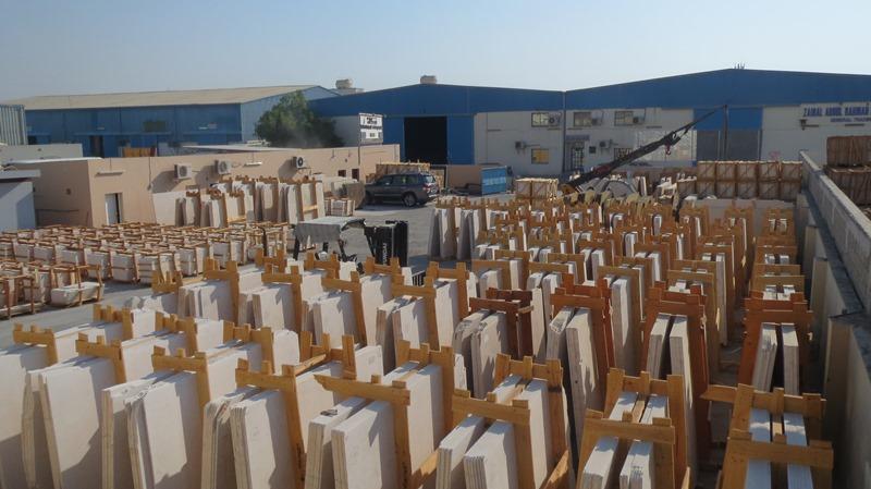 Stone Stock Yard-1