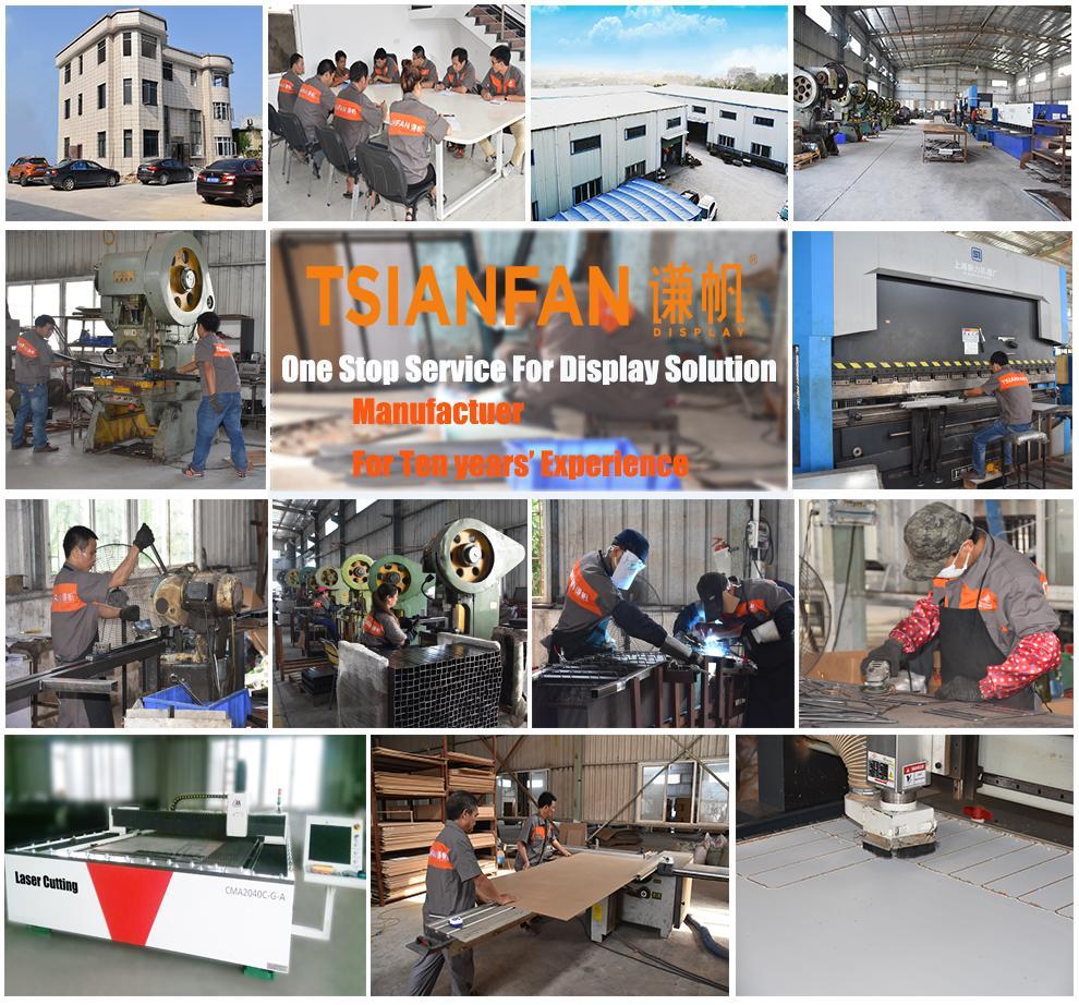 Xiamen Tsianfan Industrial and Trading Co Ltd