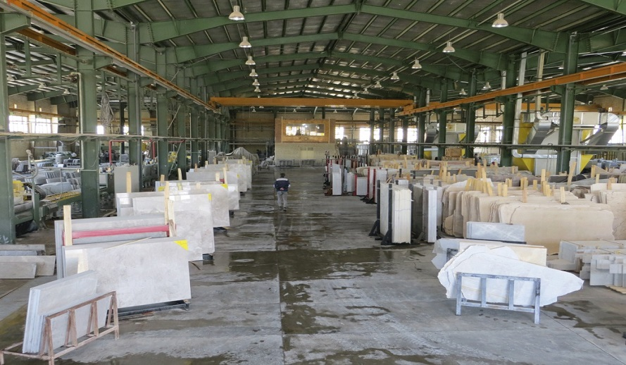 Bellkooh Stone Processing factory