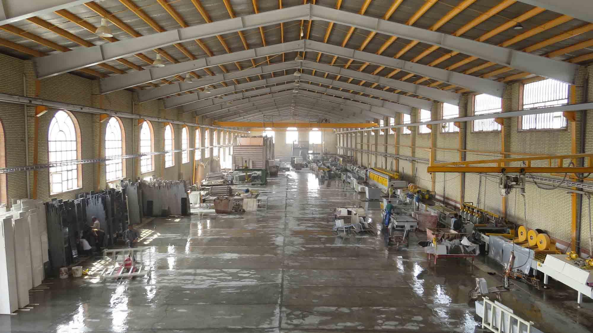 Marvelous stone companys factory