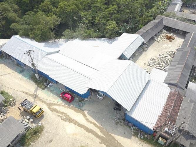 Stone Depot Factory