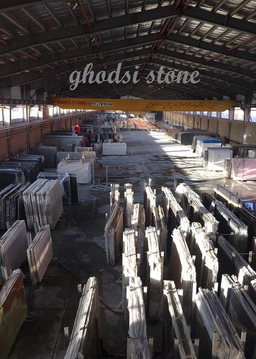 Ghodsi stone salon