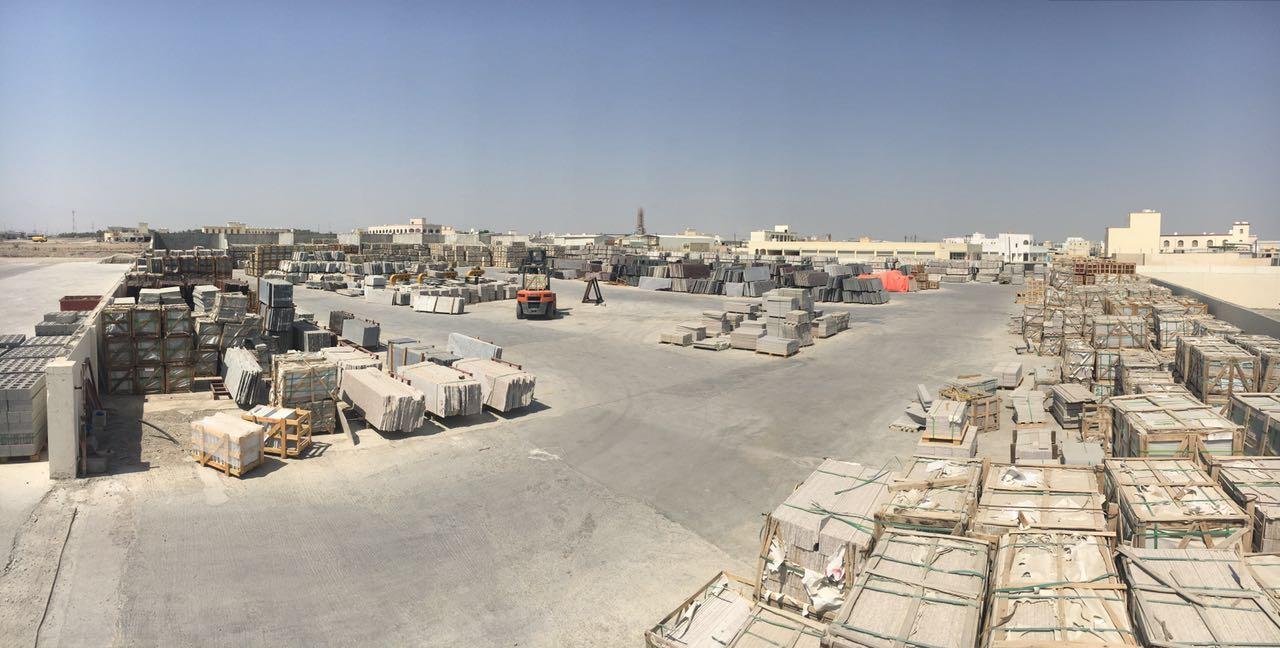 Oman Stoneman Factory