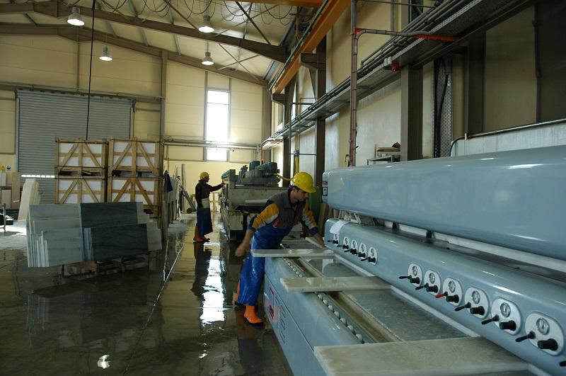 Stonetech Factory | Heraklion