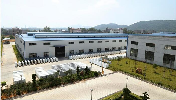 GNMT factory overview photo