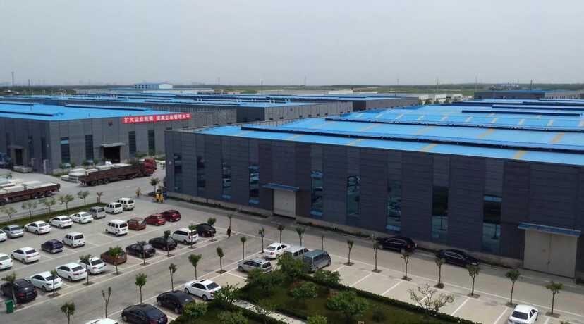 Quartz stone factory