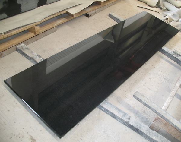 Granite Shanxi Black Counterop China Granite Shanxi Black