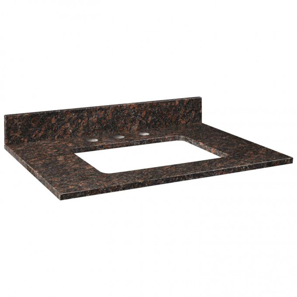 Tan Brown Granite Vanity Top