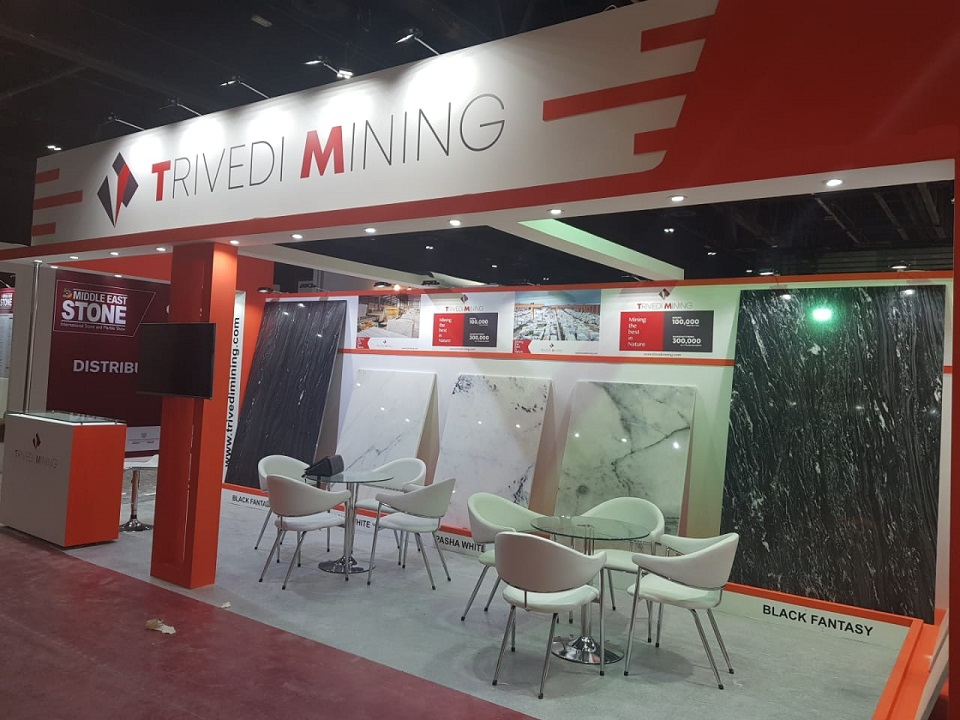 Dubai - Middle East Stone Show - 2018