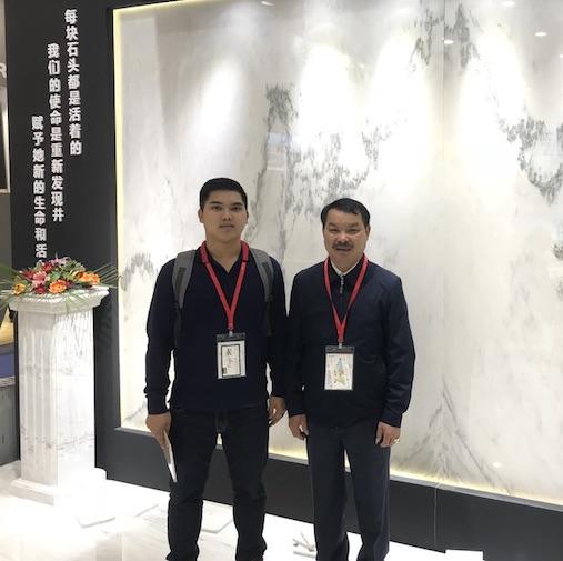 Vietnamese Stone Booth