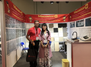 USA covering exhibition