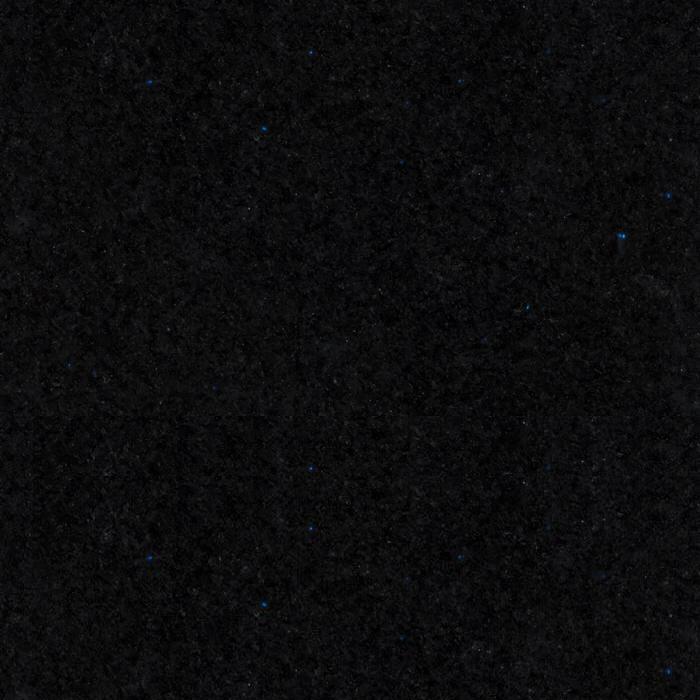 San Benedict Black Granite