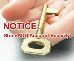 StoneADD Account Security