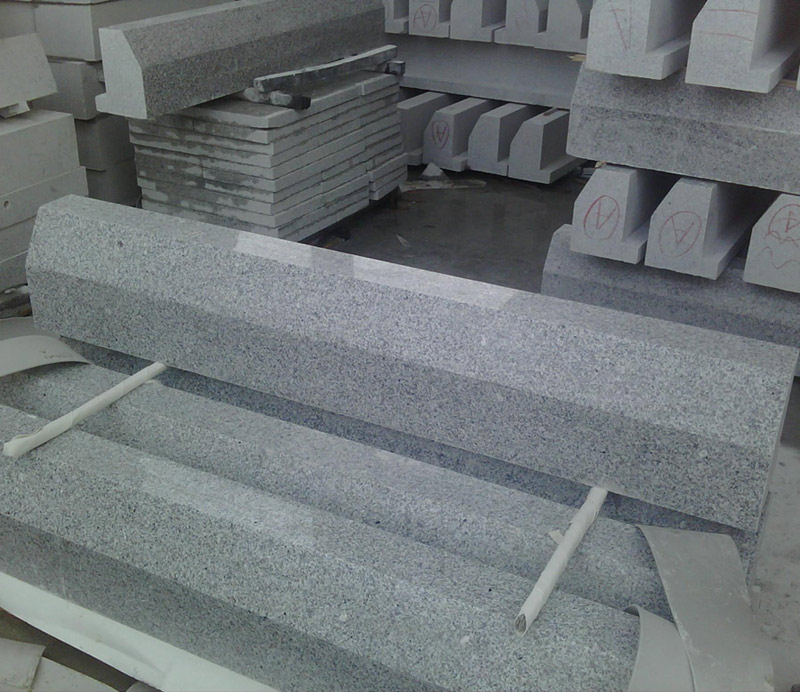 G603 Granite Kerbstones