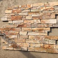 Yellow Slate Wall Stones