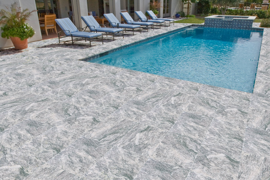 Swimming Pool Coping Tiles