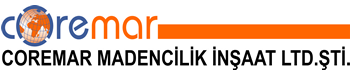 coremar madencilik insaat ithalat ihracat ticaret Logo