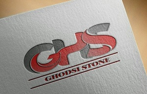 Ghodsi Stone Logo